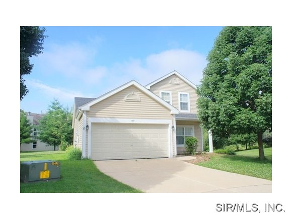 Rental Homes for Rent, ListingId:29076194, location: 1818 BAXSTON Court Swansea 62226