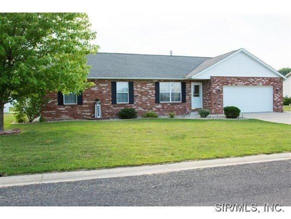 Real Estate for Sale, ListingId: 29173470, Aviston,IL62216