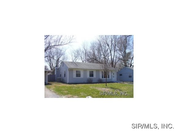 Rental Homes for Rent, ListingId:29219711, location: 30 LILLIAN Drive Belleville 62226