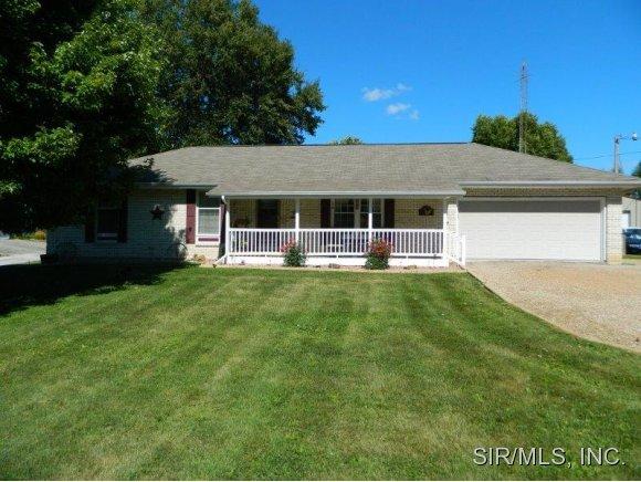 Real Estate for Sale, ListingId: 29255072, Hillsboro,IL62049