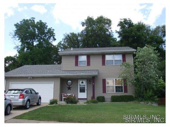 Rental Homes for Rent, ListingId:29292496, location: 1524 OAK RIDGE COURT O Fallon 62269