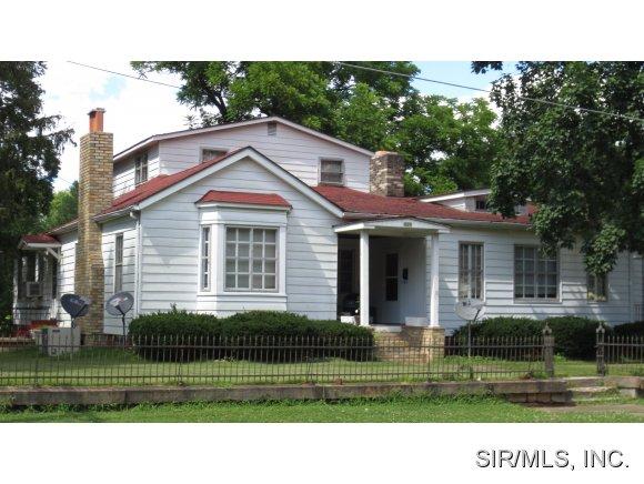 Real Estate for Sale, ListingId: 29371610, Pinckneyville,IL62274