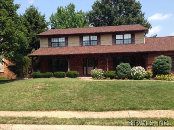 Rental Homes for Rent, ListingId:29463698, location: 1014 WOODLEAF Drive O Fallon 62269