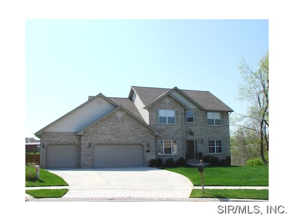 Rental Homes for Rent, ListingId:29480332, location: 309 ORANGE JEWEL Court O Fallon 62269