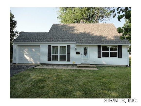 Rental Homes for Rent, ListingId:29488533, location: 303 MULBERRY Lane O Fallon 62269