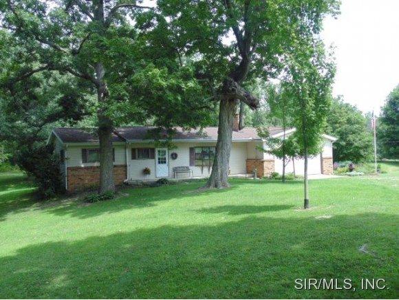 Real Estate for Sale, ListingId: 29522461, Hillsboro,IL62049