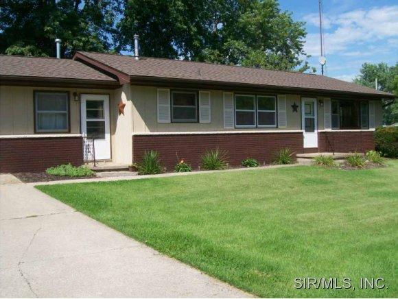 Real Estate for Sale, ListingId: 29577178, Hillsboro,IL62049