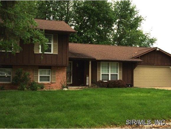 Rental Homes for Rent, ListingId:29600946, location: 3301 SARATOGA Drive Belleville 62221