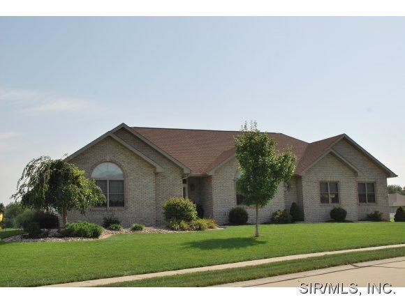 Real Estate for Sale, ListingId: 29626400, Staunton,IL62088