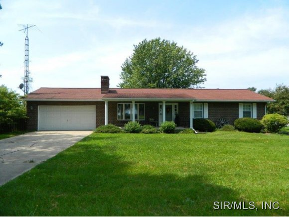 6.44 acres by Hillsboro, Illinois for sale