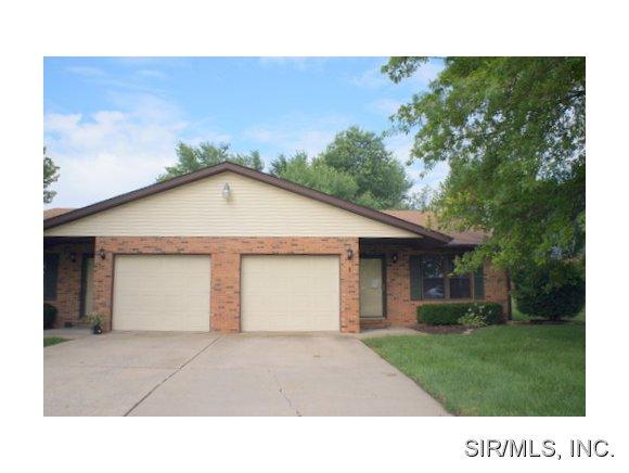 Rental Homes for Rent, ListingId:29702911, location: 407 UNIVERSITY Avenue Belleville 62221