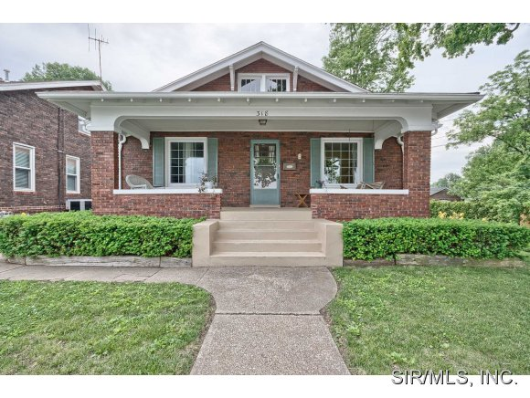 Rental Homes for Rent, ListingId:29753845, location: 318 West PARK Street Edwardsville 62025