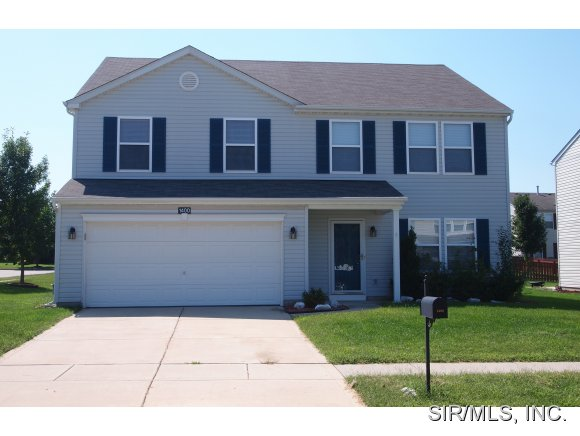 Rental Homes for Rent, ListingId:29775315, location: 1400 ROYAL FOREST Mascoutah 62258