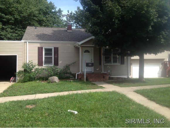 Rental Homes for Rent, ListingId:29787710, location: 240 North COMBS Collinsville 62234