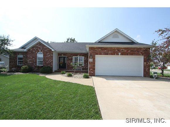 Real Estate for Sale, ListingId: 29793609, Maryville,IL62062