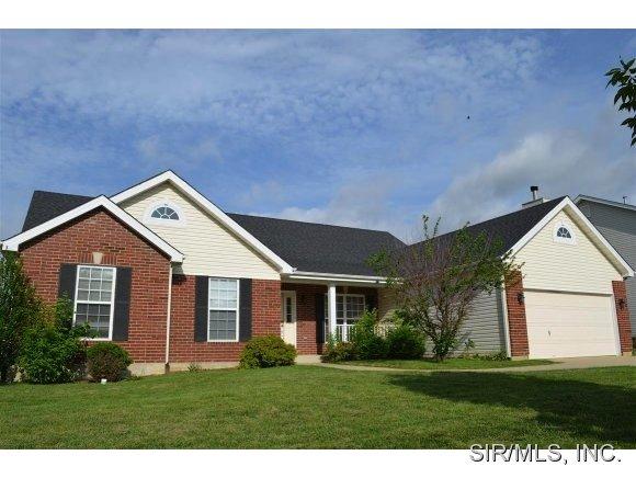 Rental Homes for Rent, ListingId:29814813, location: 1401 CEDAR RIDGE Drive O Fallon 62269