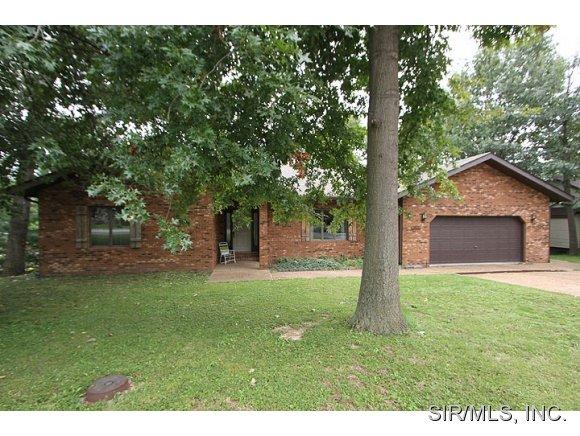 Real Estate for Sale, ListingId: 29820472, Worden,IL62097