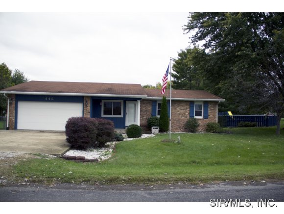 Rental Homes for Rent, ListingId:29903923, location: 445 TAMARACH Edwardsville 62025