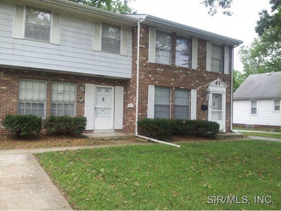 Rental Homes for Rent, ListingId:29915422, location: 4506 South PARK Belleville 62226