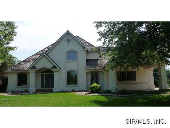 Rental Homes for Rent, ListingId:29915369, location: 23 SOUTHBRIDGE Edwardsville 62025