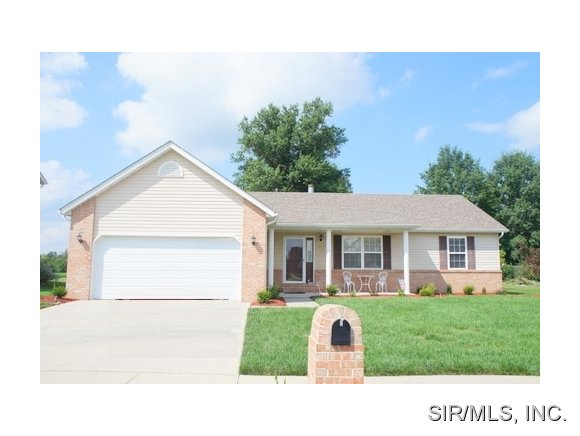 Rental Homes for Rent, ListingId:29927397, location: 1500 NOTTINGHILL Drive O Fallon 62269