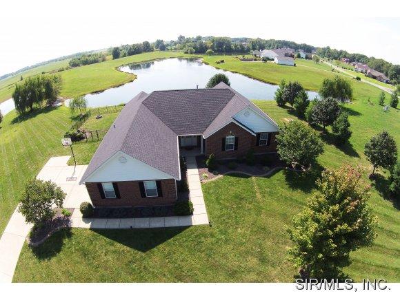 Real Estate for Sale, ListingId: 29982772, Waterloo,IL62298