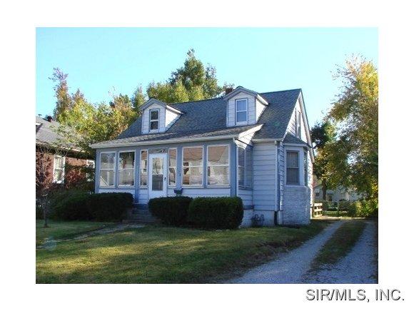 Rental Homes for Rent, ListingId:30032290, location: 128 South 34TH Street Belleville 62226