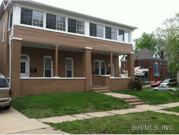 Rental Homes for Rent, ListingId:30063758, location: 435 1/2 8TH Alton 62002