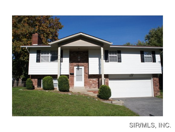 Rental Homes for Rent, ListingId:30063771, location: 318 AGNES Drive O Fallon 62269