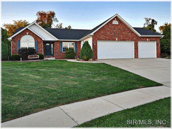 Real Estate for Sale, ListingId: 30102276, Maryville,IL62062
