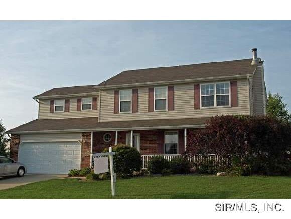 Rental Homes for Rent, ListingId:30188367, location: 327 WOODFORD PARK Drive O Fallon 62269