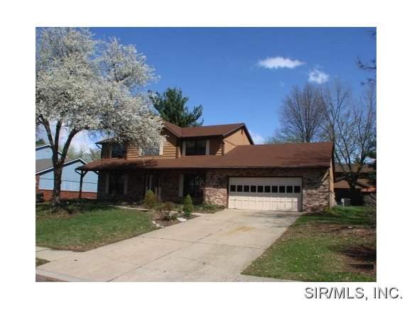 Rental Homes for Rent, ListingId:30188370, location: 1010 RAMBLEWOOD Drive O Fallon 62269