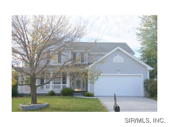 Rental Homes for Rent, ListingId:30188372, location: 305 SCHWARZ MEADOW Court O Fallon 62269