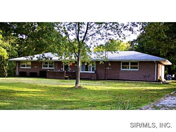 Real Estate for Sale, ListingId: 30236395, Worden,IL62097