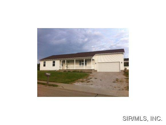 206 Willow Rdg, Valmeyer, IL 62295