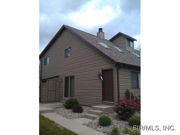 Rental Homes for Rent, ListingId:30287695, location: 405 PONDEROSA O Fallon 62269