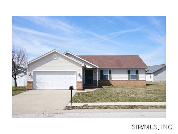 Rental Homes for Rent, ListingId:30293361, location: 1424 BRISTLECONE Drive O Fallon 62269
