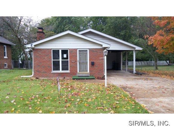 Rental Homes for Rent, ListingId:30308403, location: 816 MCKINLEY Street Belleville 62220