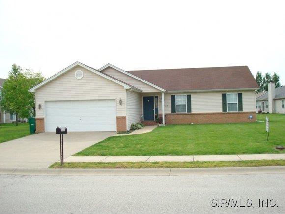Rental Homes for Rent, ListingId:30332471, location: 1433 BRISTLECONE Drive O Fallon 62269
