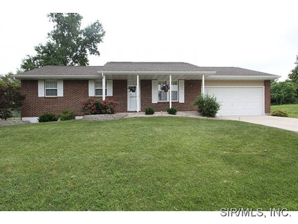 Rental Homes for Rent, ListingId:30390834, location: 1263 JAMAICA Drive Edwardsville 62025