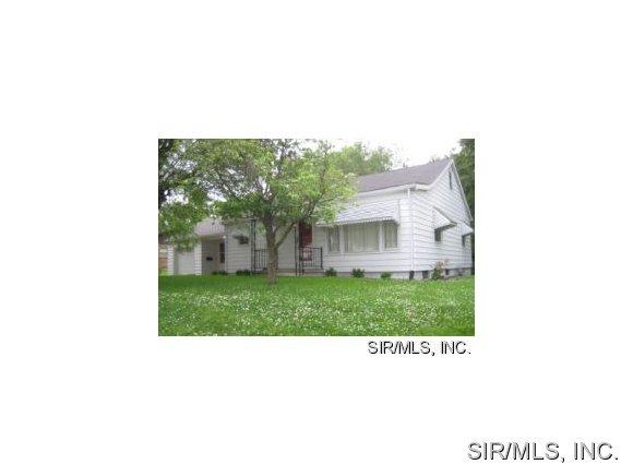 Rental Homes for Rent, ListingId:30416125, location: 1622 West BOULEVARD Belleville 62221