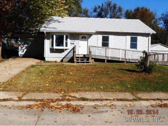 Real Estate for Sale, ListingId: 30455033, Cahokia,IL62206
