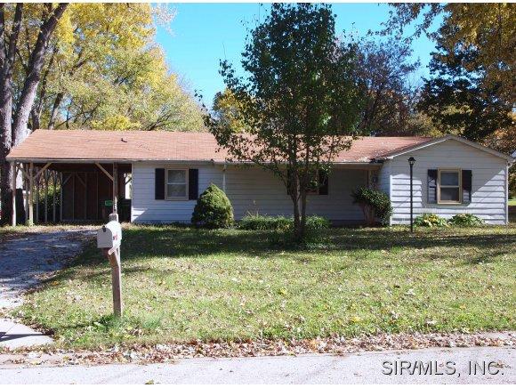 Rental Homes for Rent, ListingId:30459847, location: 108 EDDING Lane Fairview Heights 62208