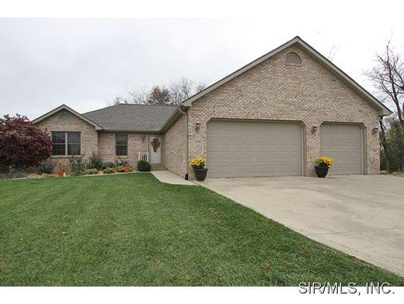 Real Estate for Sale, ListingId: 30469257, Worden,IL62097