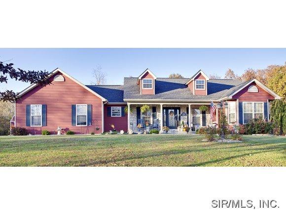 Real Estate for Sale, ListingId: 30475894, Bethalto,IL62010