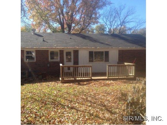 Rental Homes for Rent, ListingId:30483869, location: 304 LAKESIDE Godfrey 62035