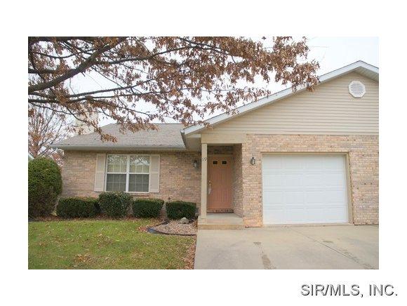 Rental Homes for Rent, ListingId:30605821, location: 119 TWIN OAKS Drive O Fallon 62269