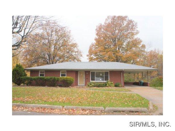 Rental Homes for Rent, ListingId:30633719, location: 137 COLUMBUS Drive Belleville 62226
