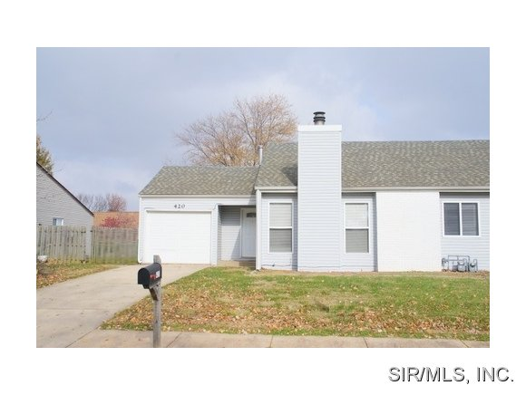 Rental Homes for Rent, ListingId:30659553, location: 420 PONDEROSA Avenue O Fallon 62269