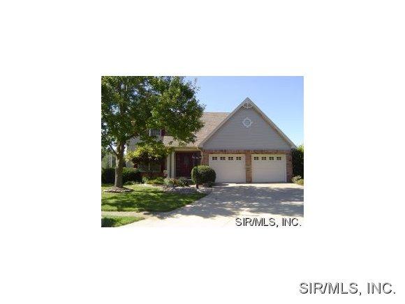 Rental Homes for Rent, ListingId:30678746, location: 1425 LANTZ Court Edwardsville 62025